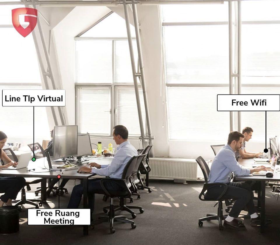 menggunakan Virtual Office di Jakarta