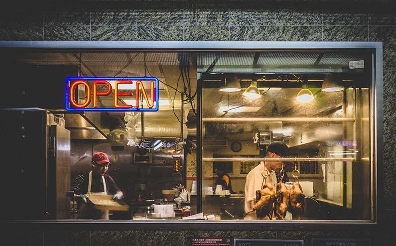 Pengurusan Ijin Usaha Restoran