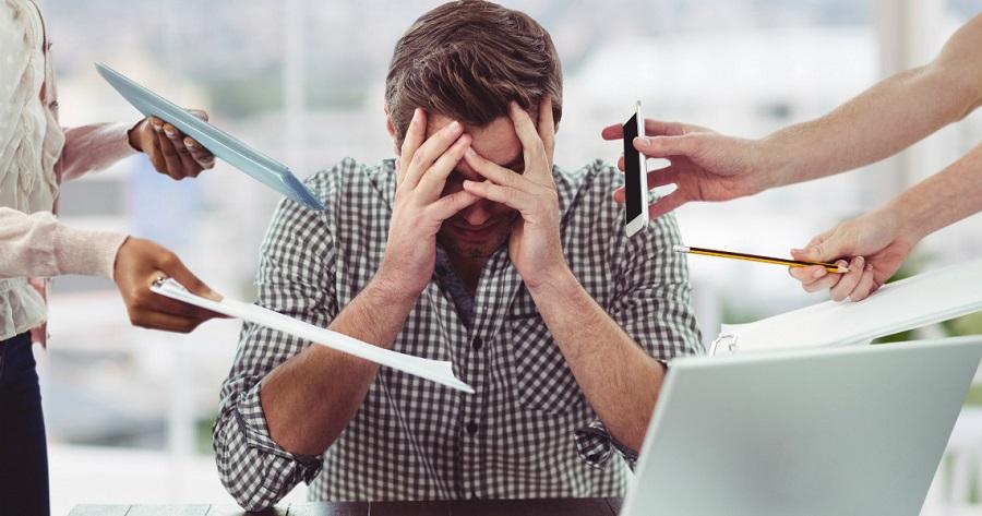 Stres Pada Karyawan