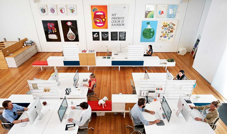 perusahaan Karyawan Coworking Space