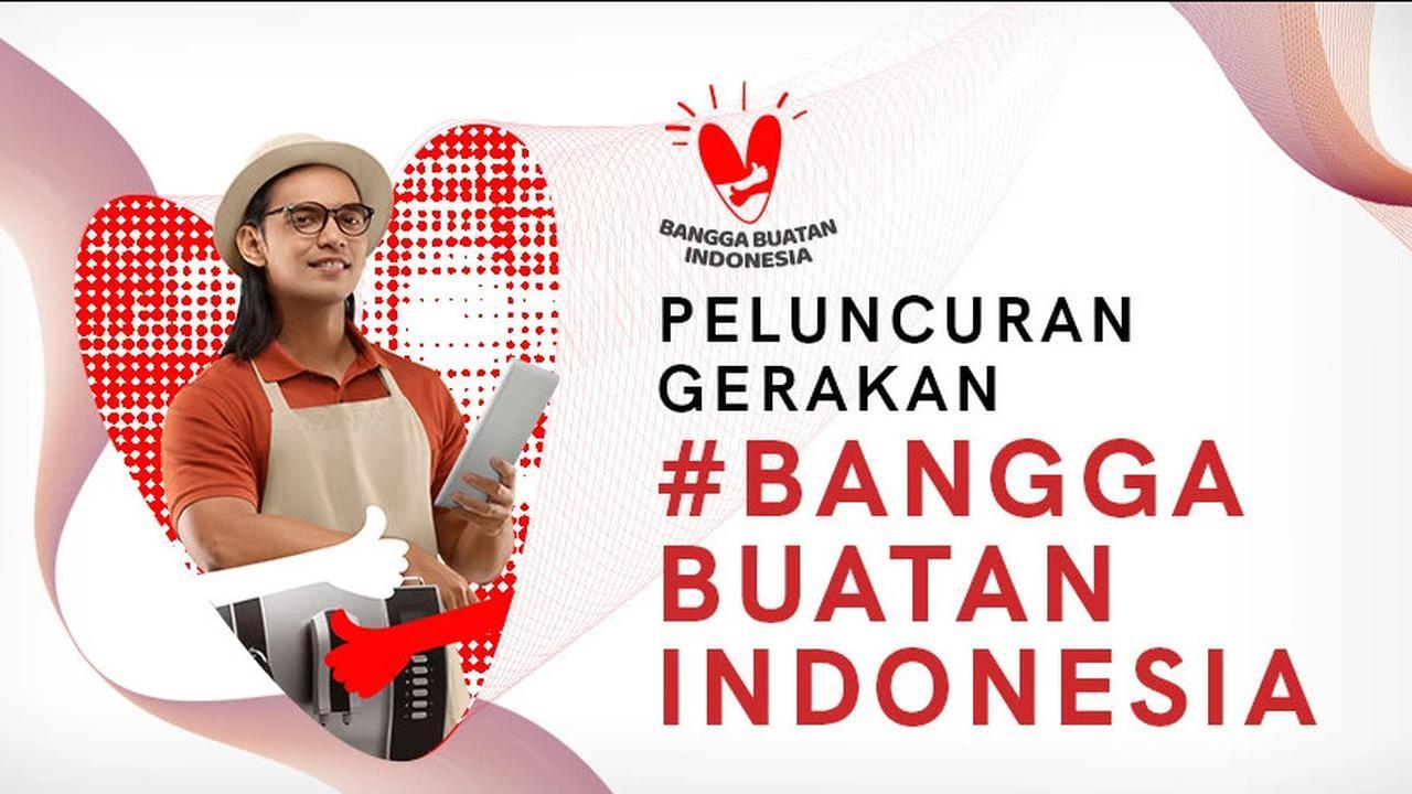 Gerakan Nasional #BanggaBuatanIndonesia