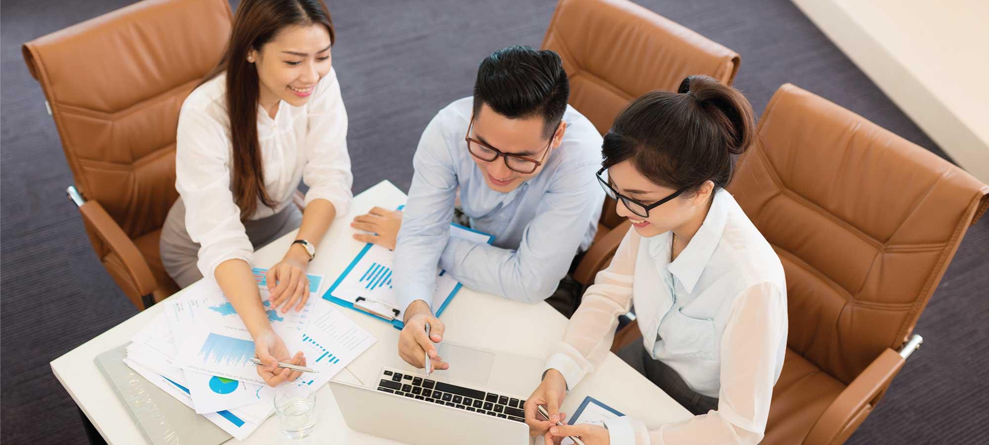 Coworking Space Sewa Perkantoran Laporan Keuangan