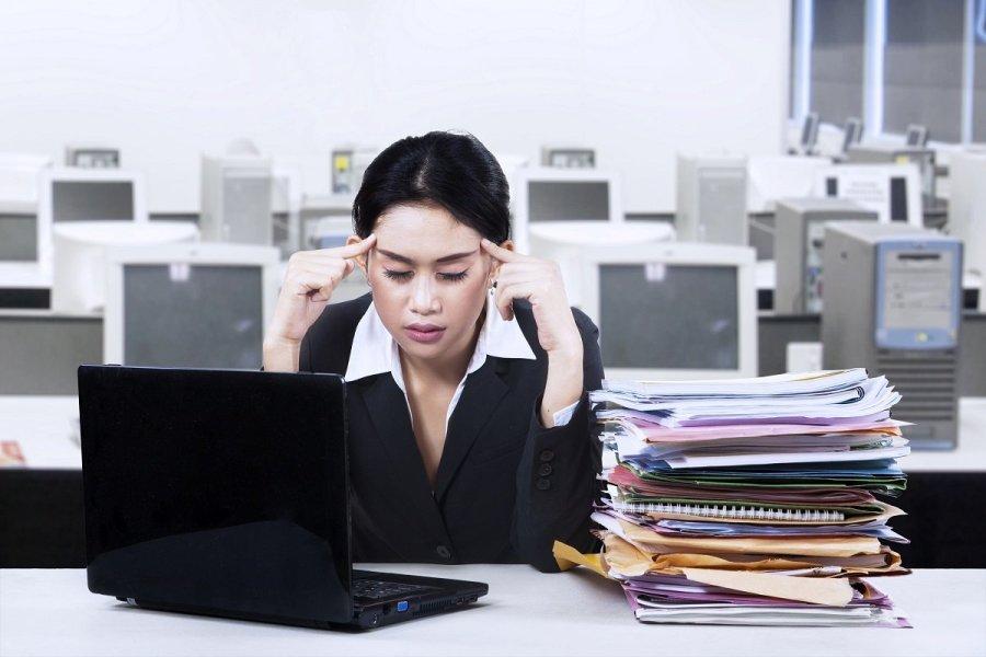 Gejala Stres